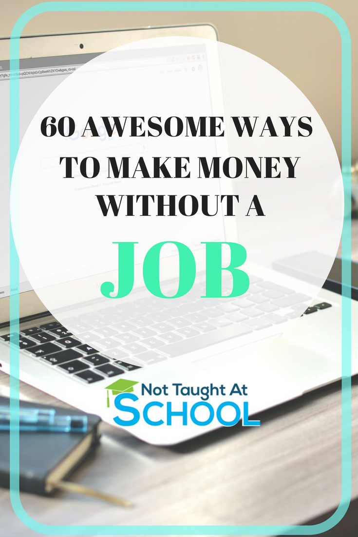 How To Work From Home 60 Awesome Ways To Make Money Without A Job