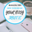 How to grow your blog traffic (1)