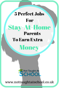 Jobs For Stay At Home Parents