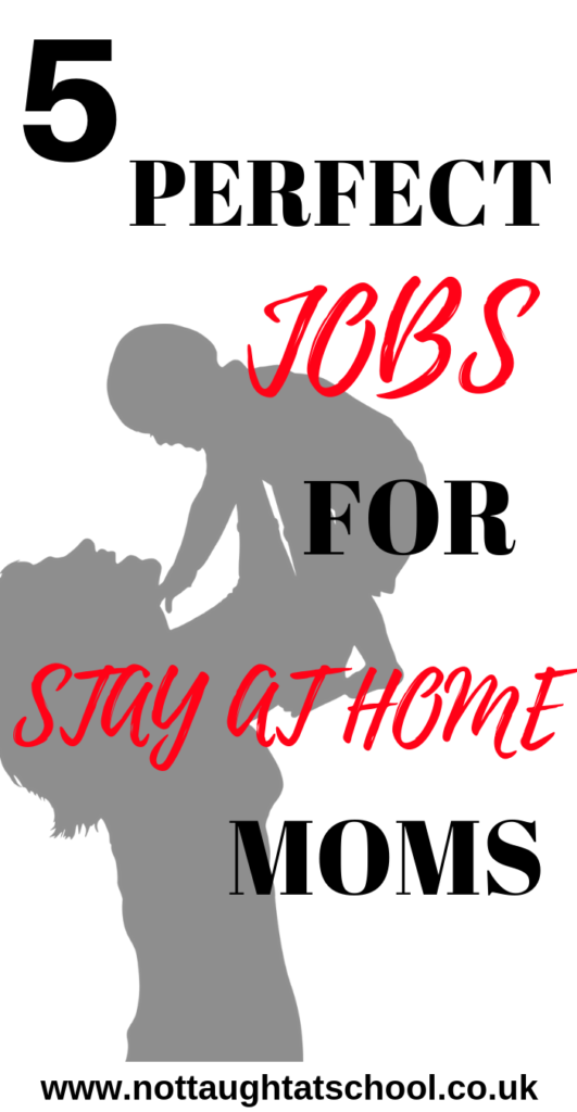 Stay At Home Jobs For Moms & Dads, Today we share 5 jobs you can do working from home on your computer.