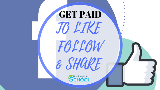 Get Paid For Social Media Posts.