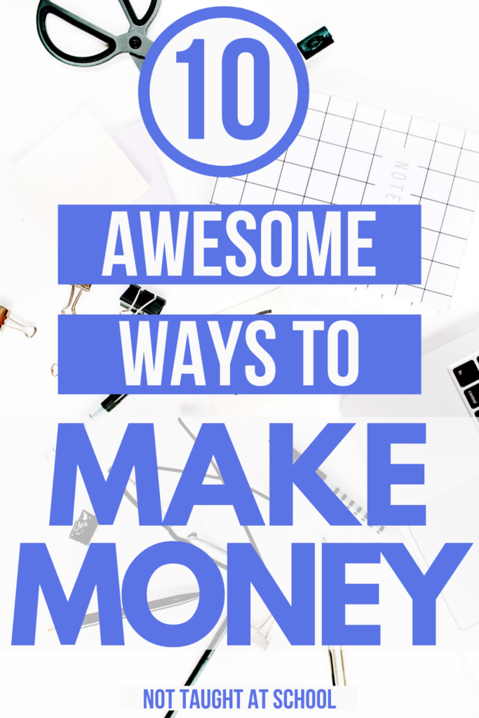 10 ways to make more money
