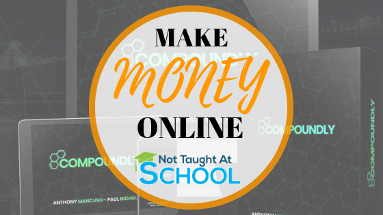 Compoundly Review – Make Money Online With Evergreen Content.