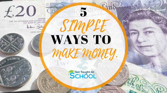 Ways To Make Money Uk