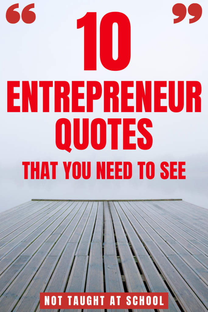 Entrepreneur Quotes You Need to See