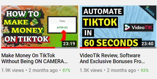 Affiliate Marketing With TikTok