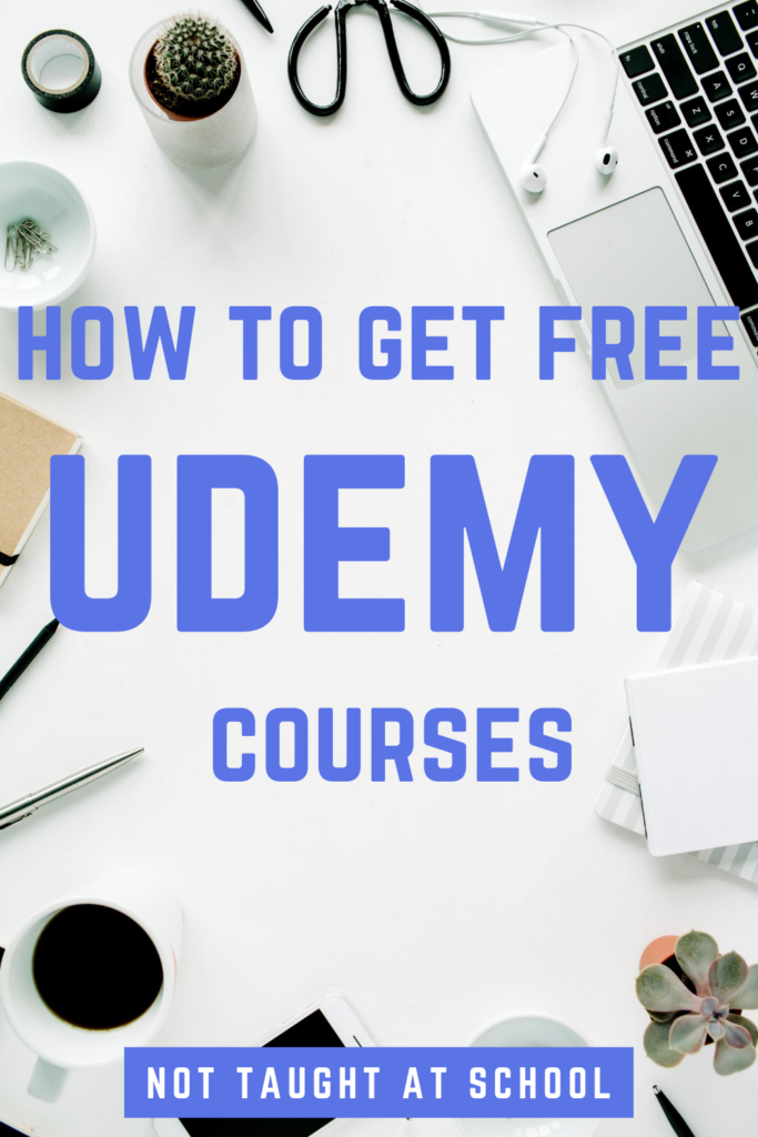 Get Free Udemy Courses