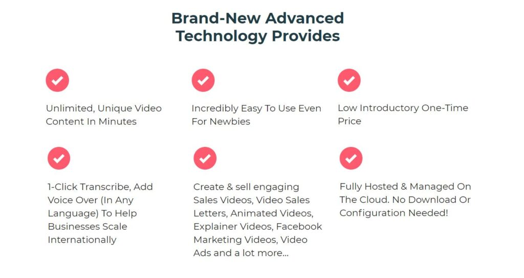 GrabVid Features and what is included
