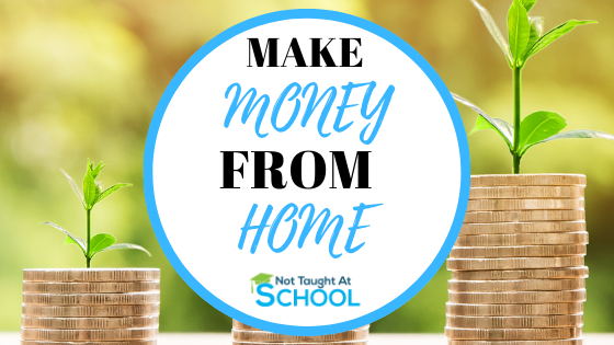 The Ultimate Guide To Make Money From Home In The UK