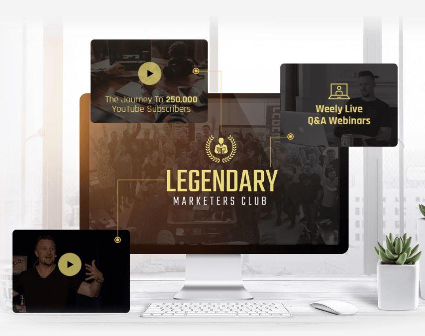 Legendary Marketers Club.