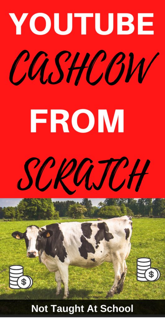 How To Create A YouTube Cash Cow Channel [From Scratch]