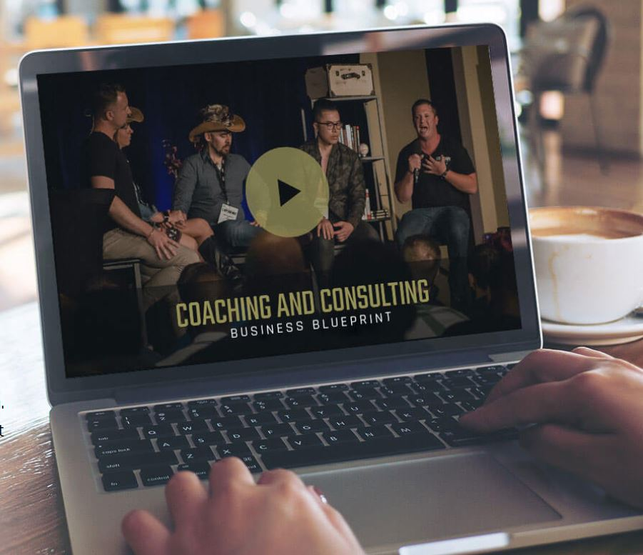 Legendary Marketer - Coaching and Consulting Blueprint