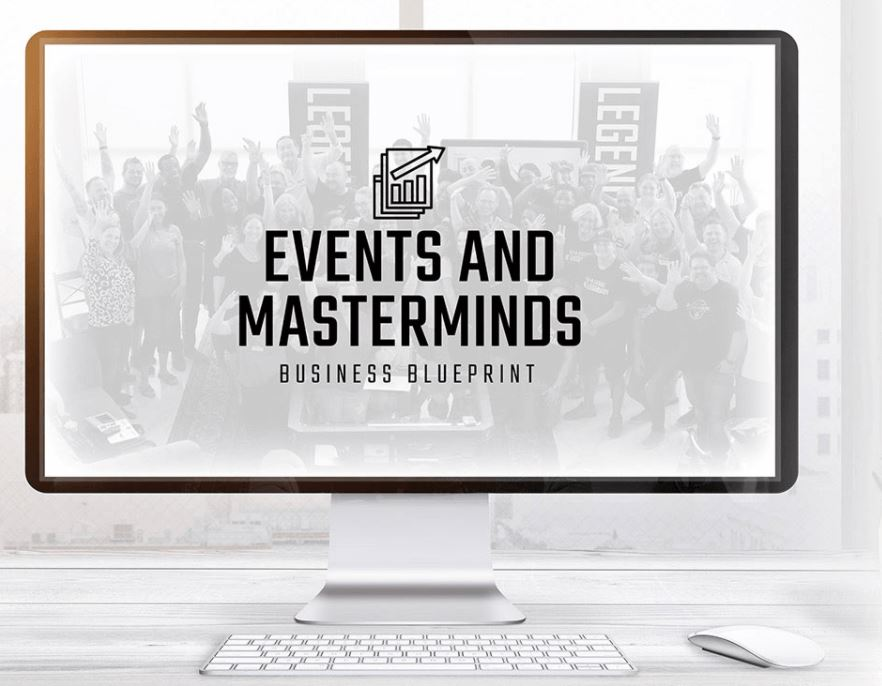 Legendary Marketer - Events and Masterminds Business Blueprint