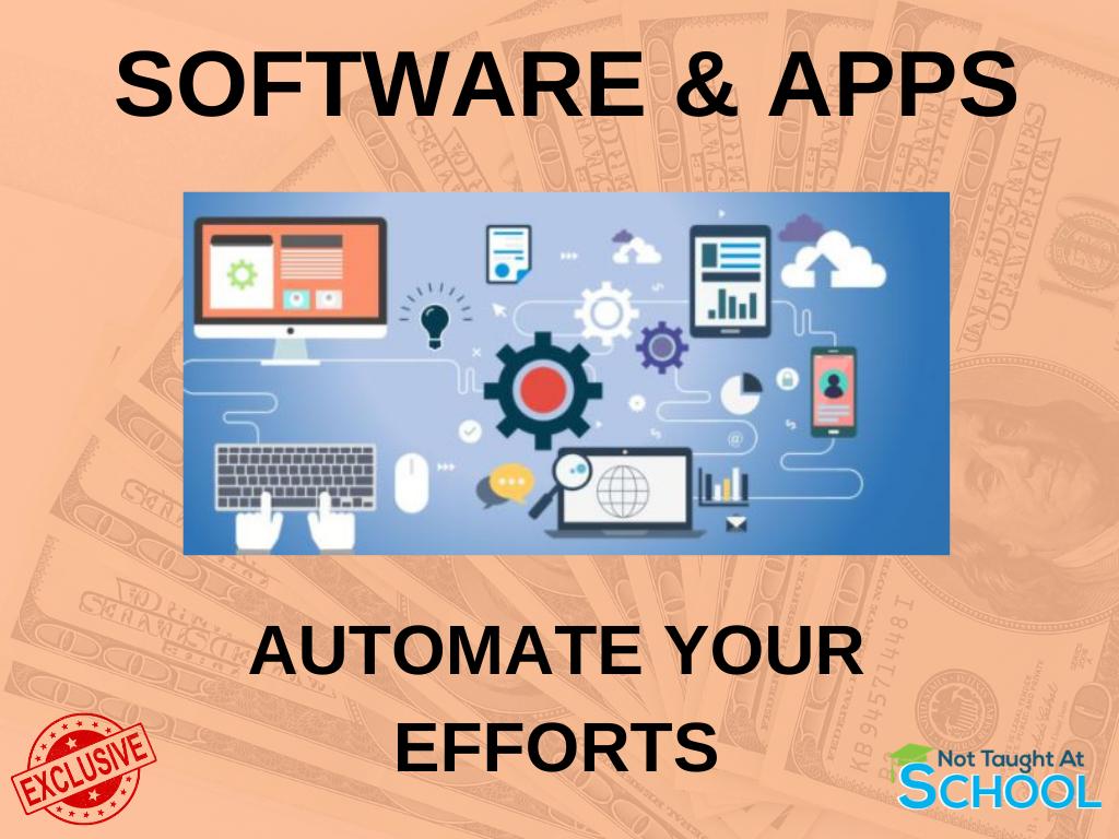 Legendary Marketer Bonus - Software & Apps