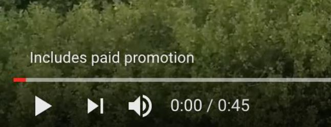 Paid Promotion Feature On YouTube